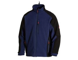 Functional fleece jacket dryplexx® wind