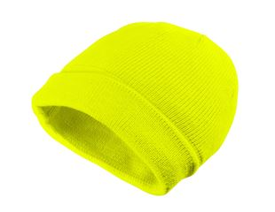 Winter knitted cap Neon