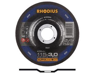 High Performance Steel Cutting Disc, Type 42