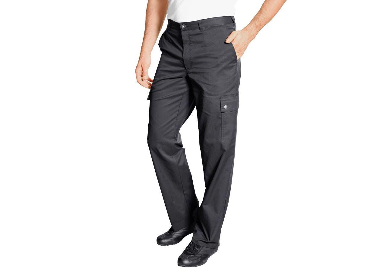 Work Trousers: Dijon Chefs Trousers II + black