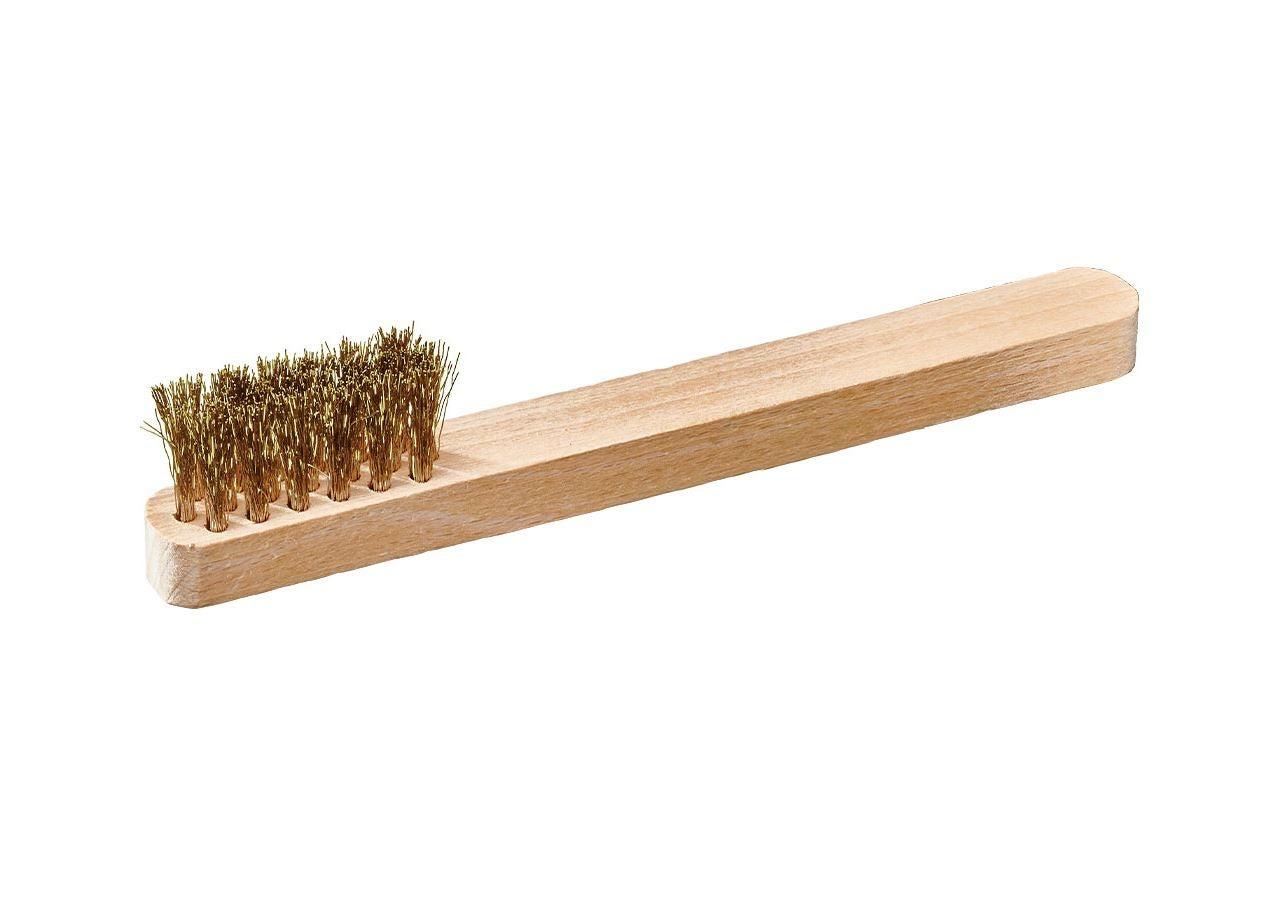 Slipverktyg: Tändstiftsborstar