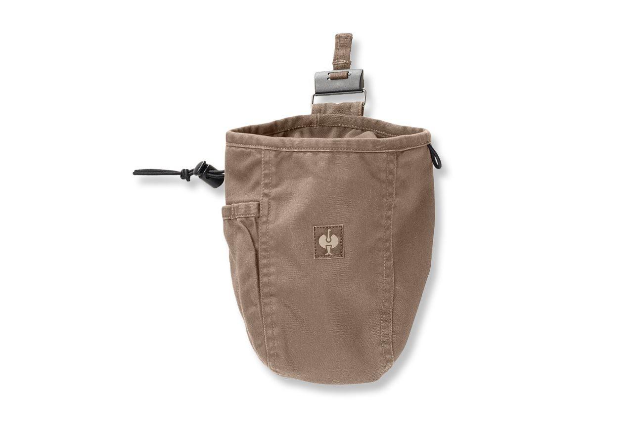 Accessories: Nail bag e.s.motion ten + ashbrown