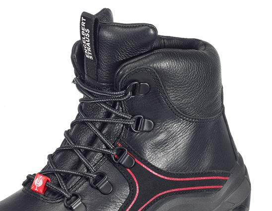 S3: e.s. S3 Safety boots Matar + black/red 2