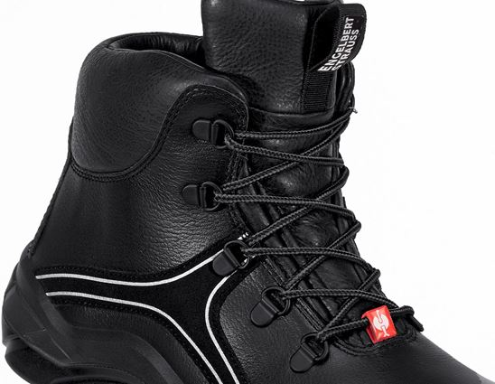 S3: e.s. S3 Safety boots Hadar + black/white 2