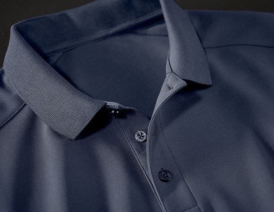 Överdelar: Funktions Pique-Polo Shirt e.s.industry + pacific 2