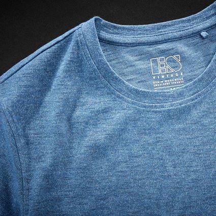 Överdelar: T-Shirt e.s.vintage + arktisk blå melange 2