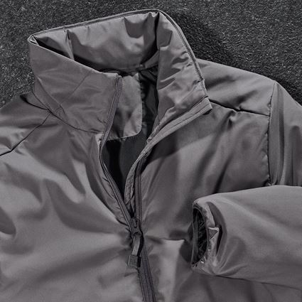 Work Jackets: e.s. Padded jacket CI + anthracite 2