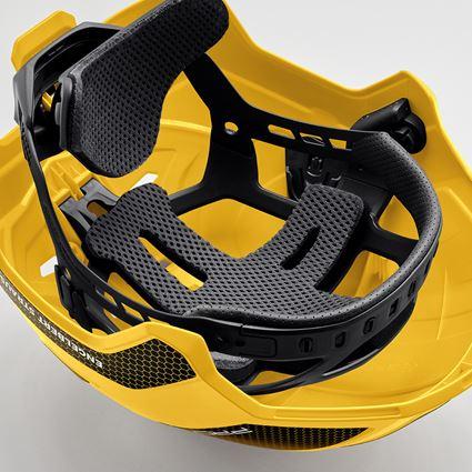 Skyddshjälmar: e.s. arbetshjälm Protos® + gul/svart 2