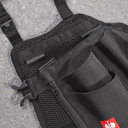 Accessoarer: e.s. verktygsfickor set Legpack + svart 2