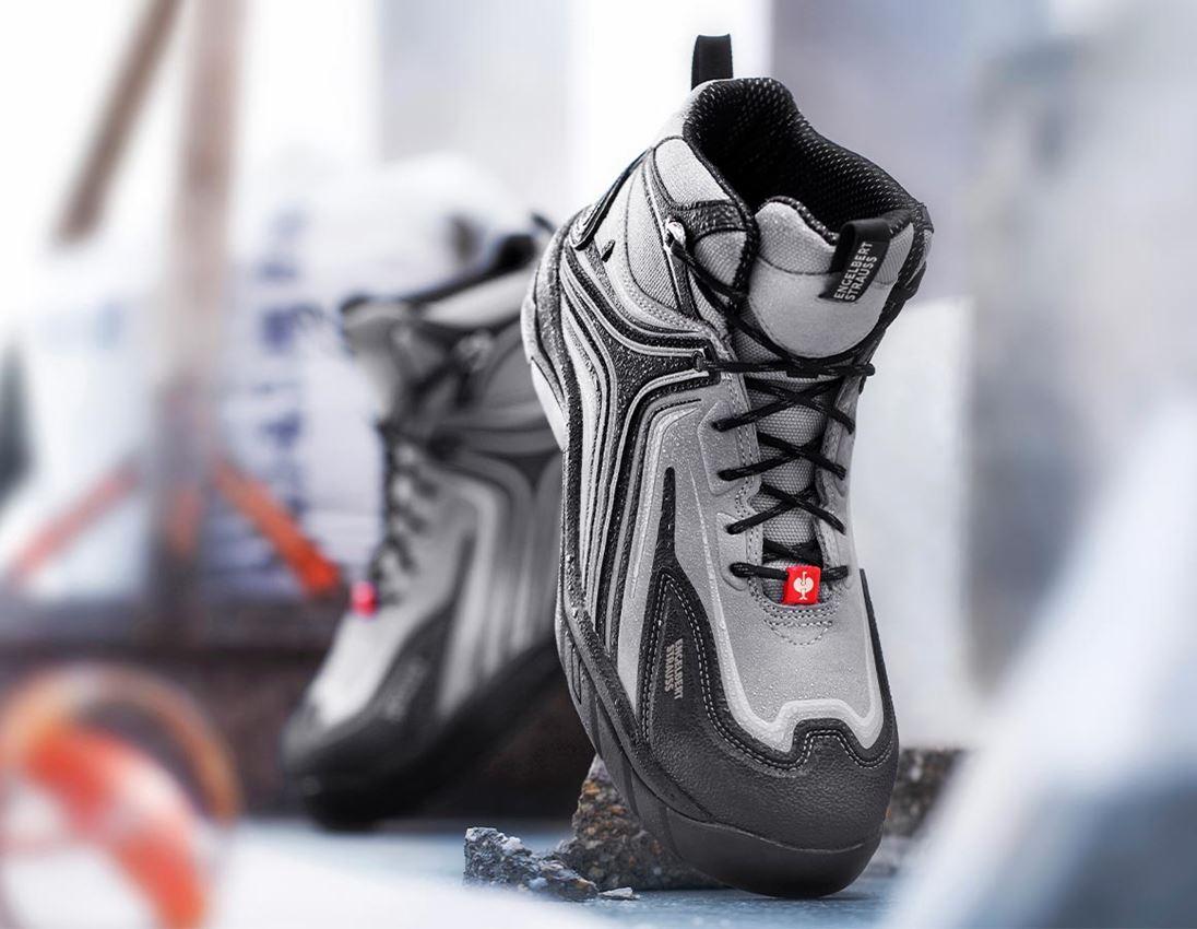 S3: e.s. S3 Safety shoes Cursa + platinum/anthracite