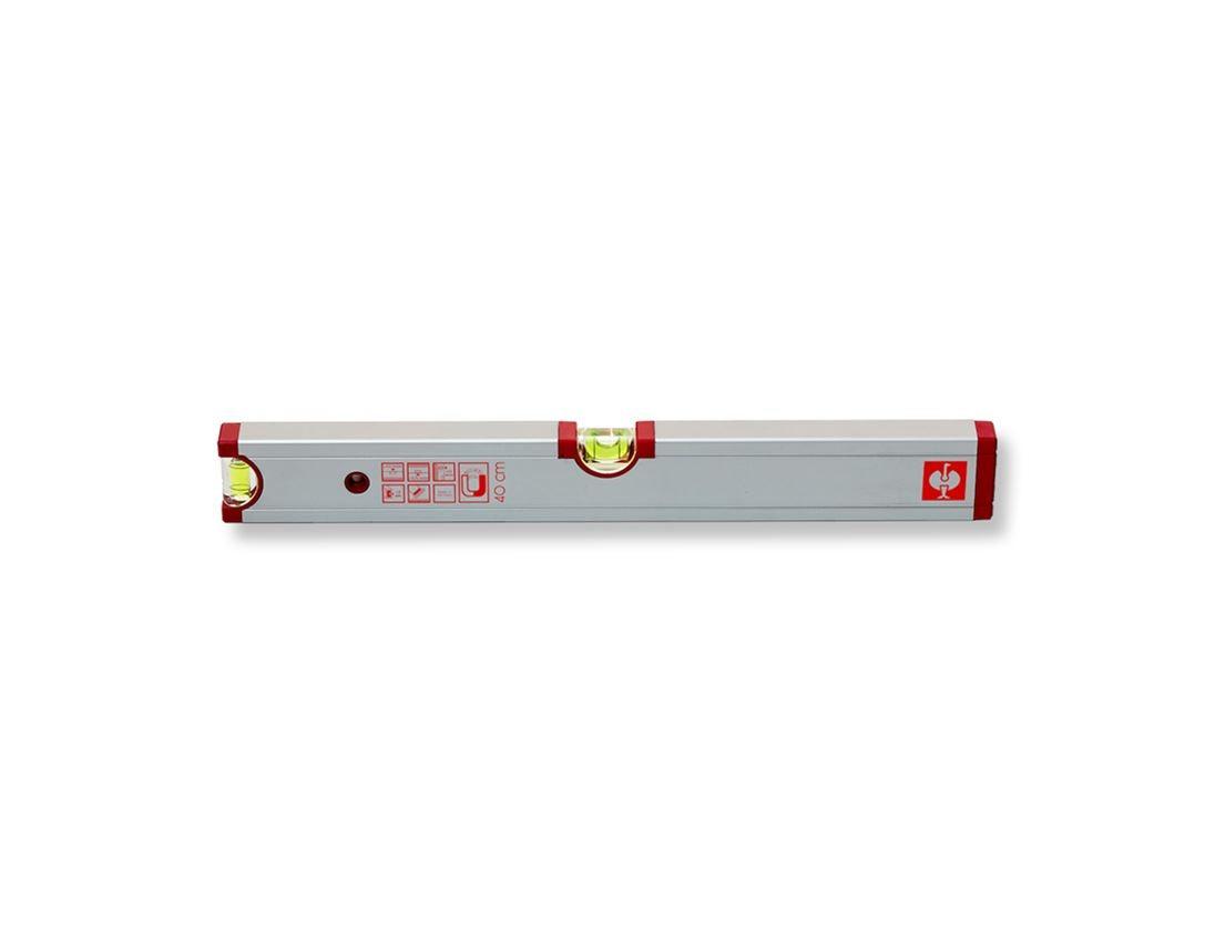 Measuring tools: e.s. Aluminium spirit level magnetic