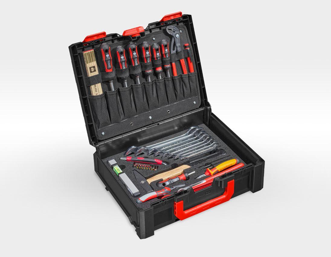 Verktygslådor: STRAUSSbox Verktygsset 145 Installation