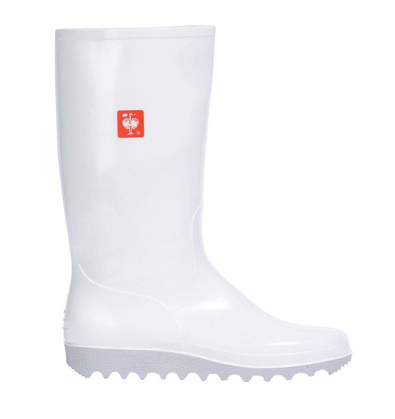 OB: OB Ladies' special work boots + white