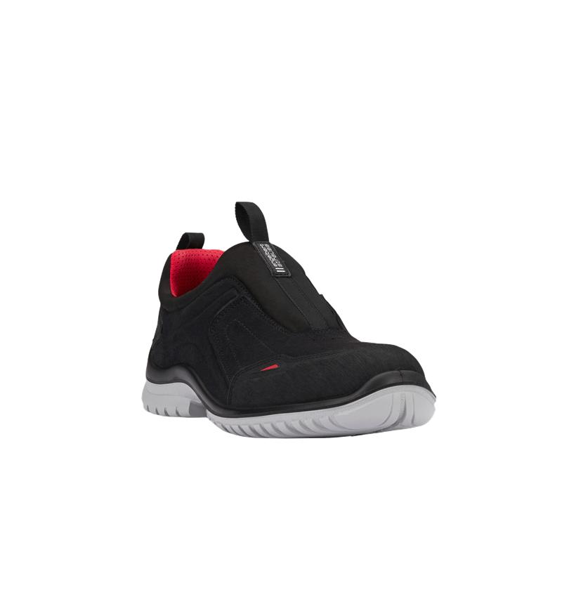 S1P: e.s. S1P Safety shoes Segin + black 1