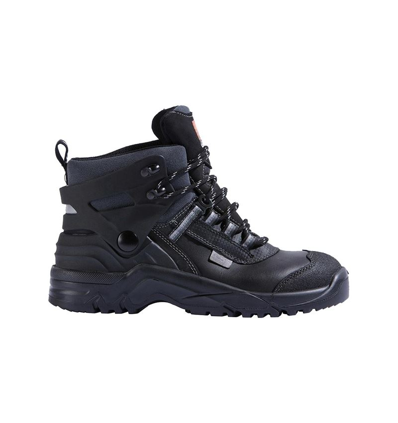 S3: S3 Safety boots BIOMEX® + black/grey