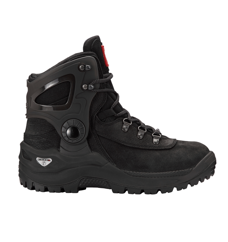 S3: S3 SympaTex Safety boots BIOMEX® + black