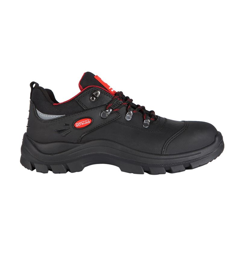 S3: S3 Safety shoes Andrew + black/red