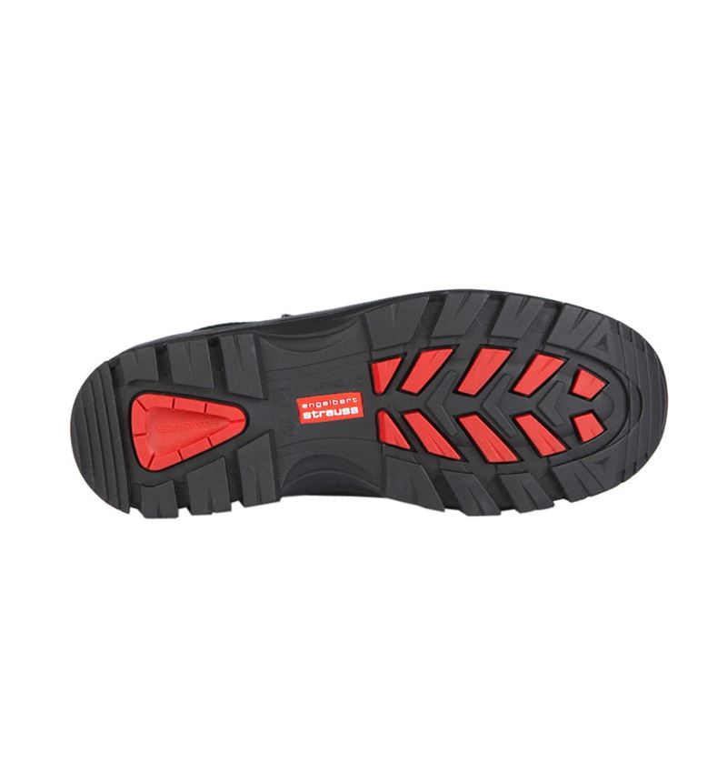 S3: S3 Safety boots David + black/red 2