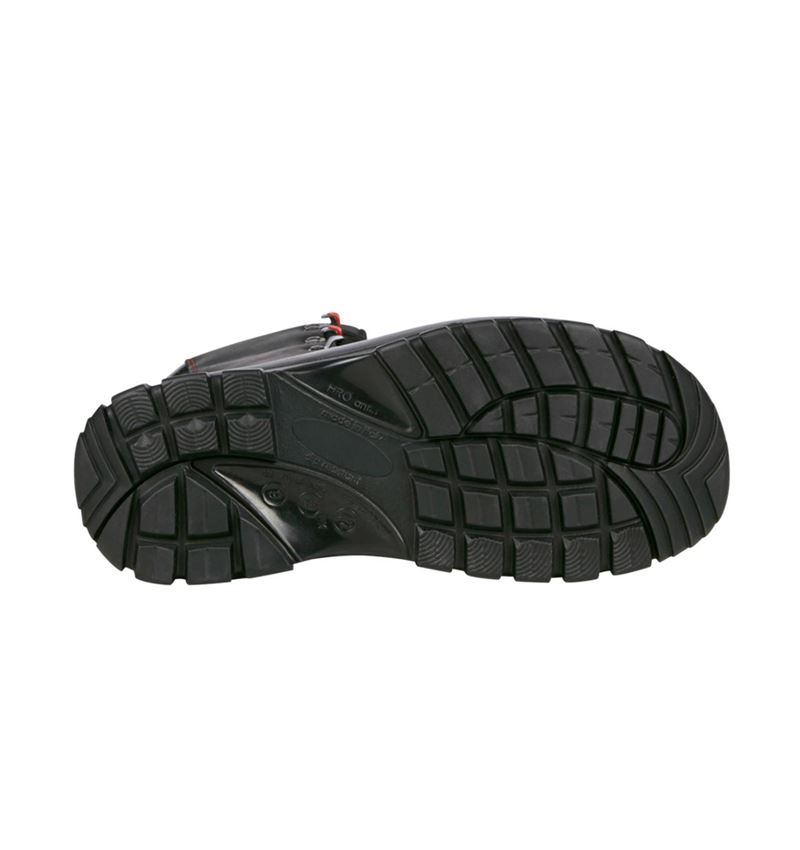 S3: S3 Winter safety boots Comfort12 + black/red 2