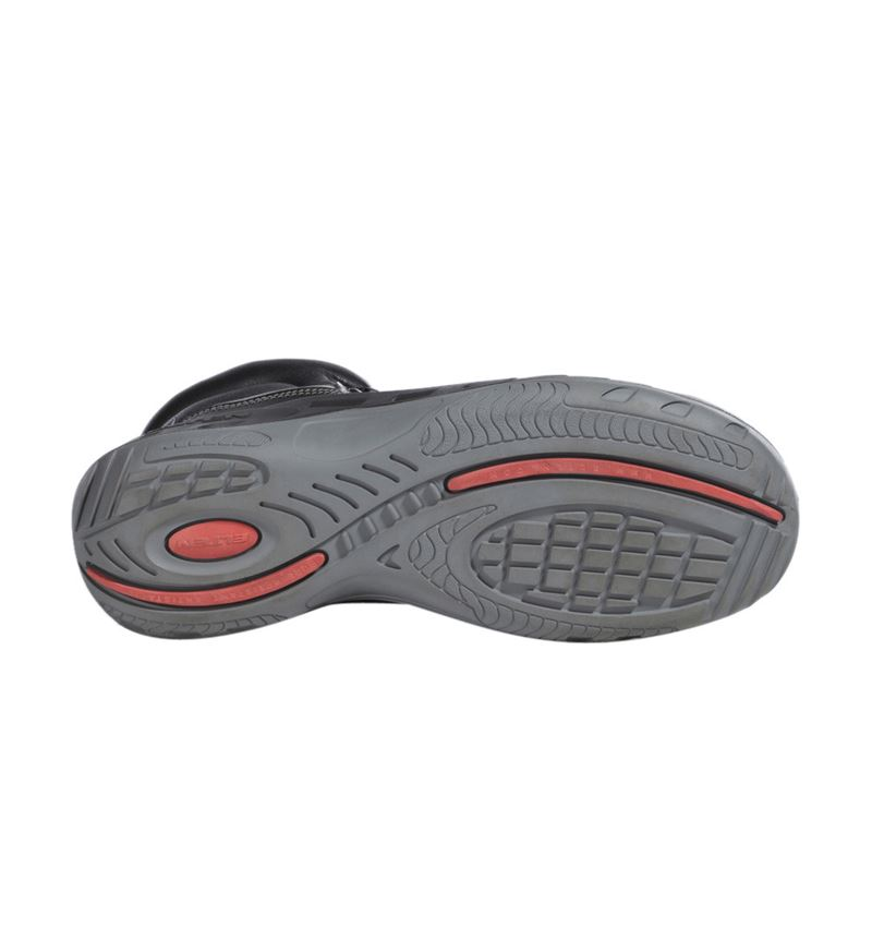 S3: Elten S3 Roofer's- / Tarmac Safety boots Samuel  + black 2