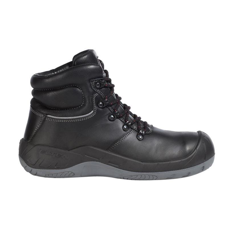 S3: Elten S3 Roofer's- / Tarmac Safety boots Samuel  + black