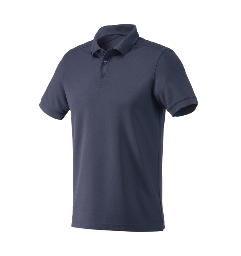 Överdelar: Funktions Pique-Polo Shirt e.s.industry + pacific