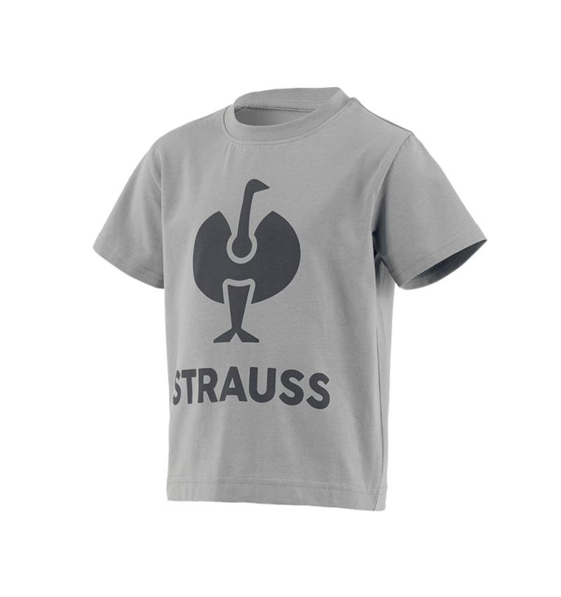 Shirts, Pullover & more: T-shirt e.s.concrete, children's + pearlgrey