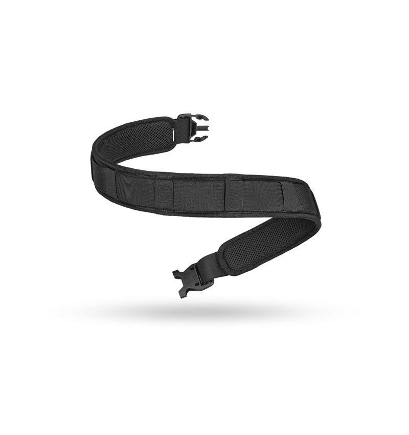 Accessoarer: e.s. bälte Legpack + svart