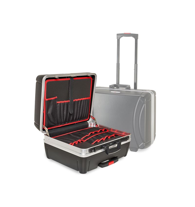 Tool Cases: e.s. Tool trolley air