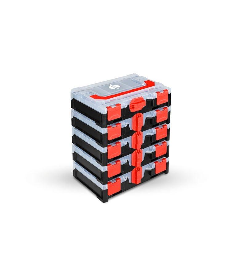 Verktygslådor: STRAUSSbox mini set 5 för 4
