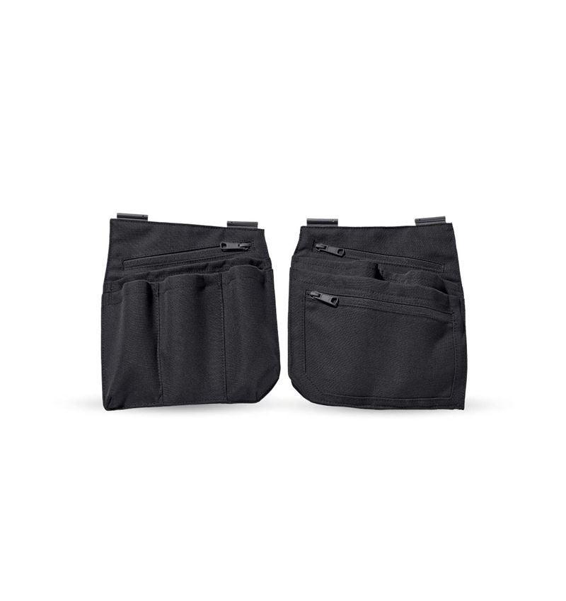 Accessories: Tool bags e.s.concrete solid + black