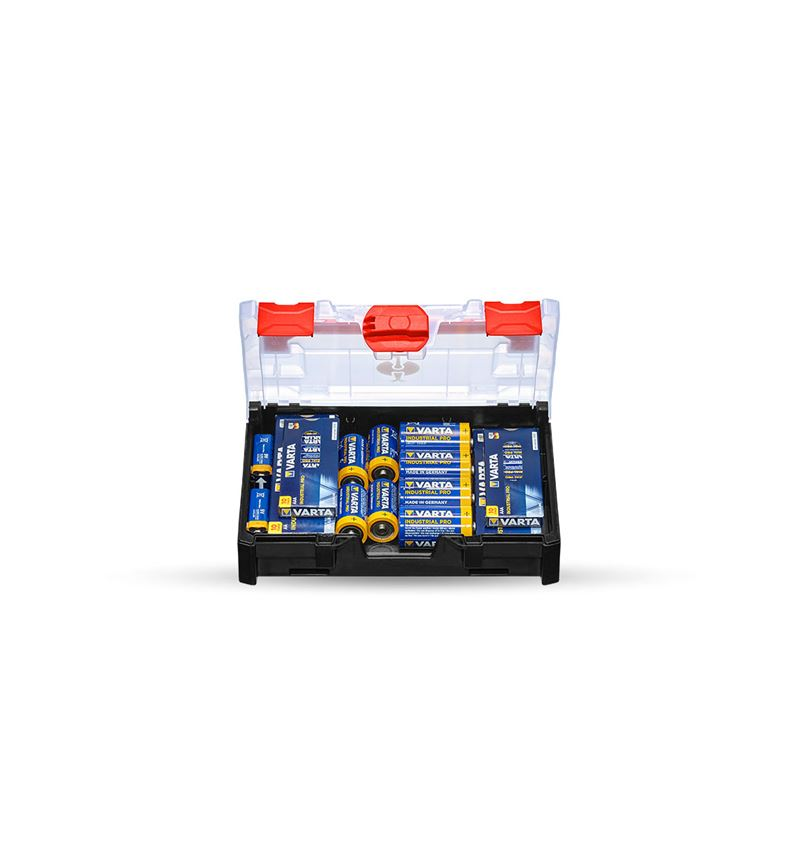 Elektronik: VARTA Batteri sortiment i STRAUSSbox mini