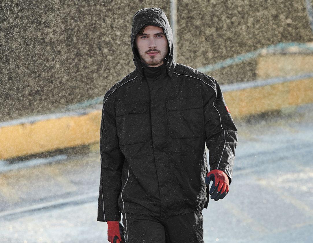 Work Jackets: Functional jacket e.s.prestige + black