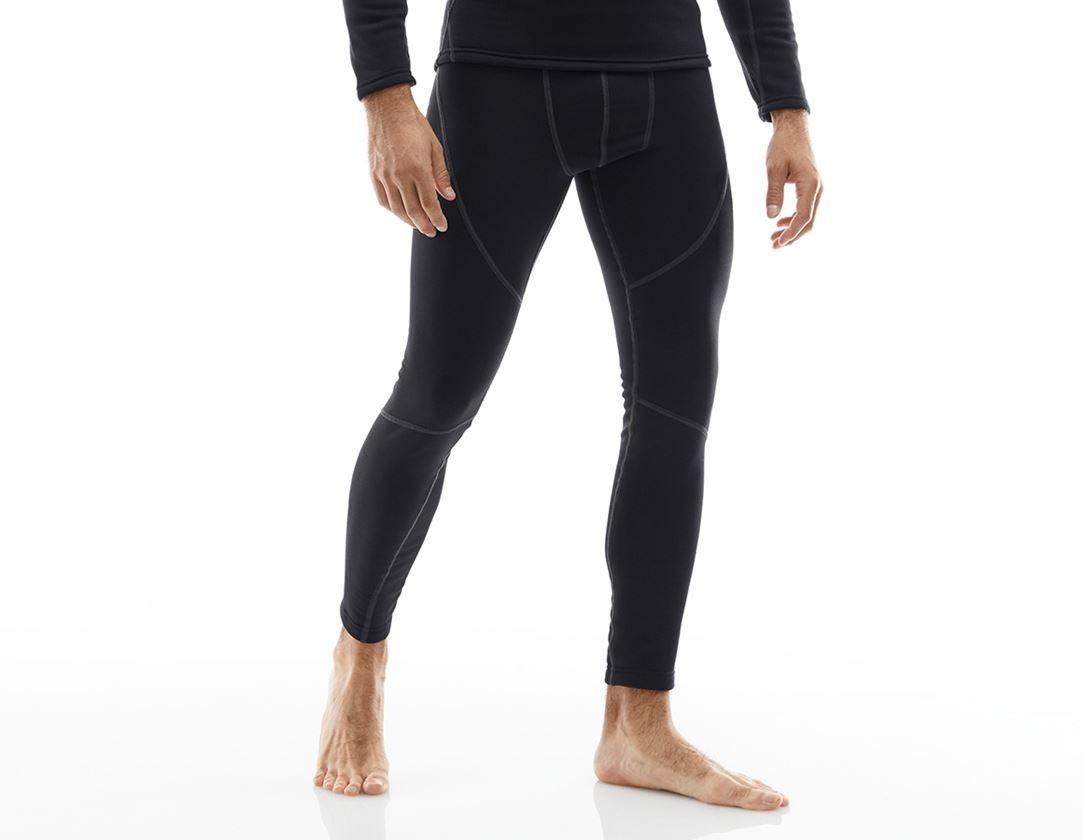 Underkläder    Underställ: e.s. långkalsong thermo stretch - x-warm + svart