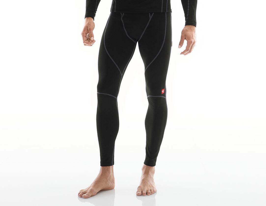 Underkläder    Underställ: e.s. långkalsong clima-pro -warm, herrar + svart