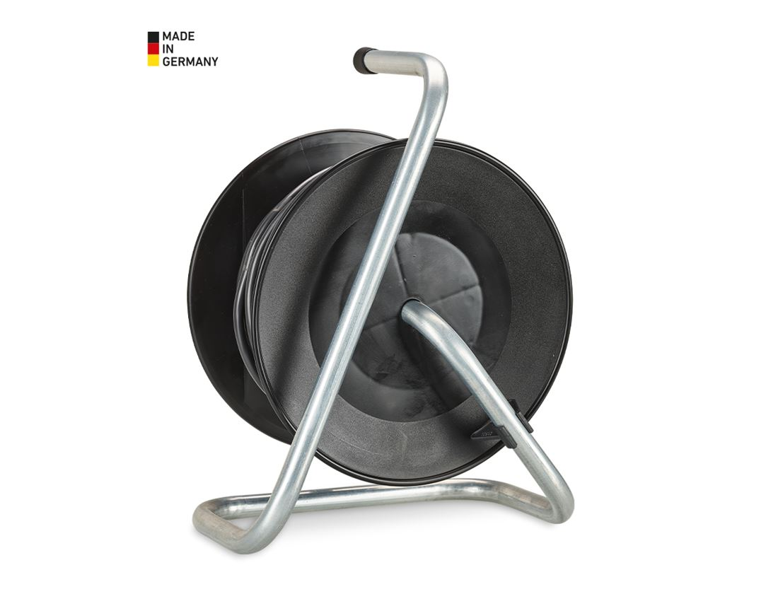 Elektronik: Plast-kabeltrumma inomhus