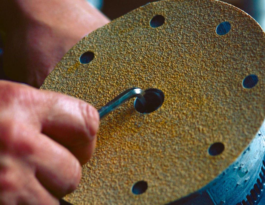 Skruvmejsel: e.s. 2-K vinkelnyckelsats, lång