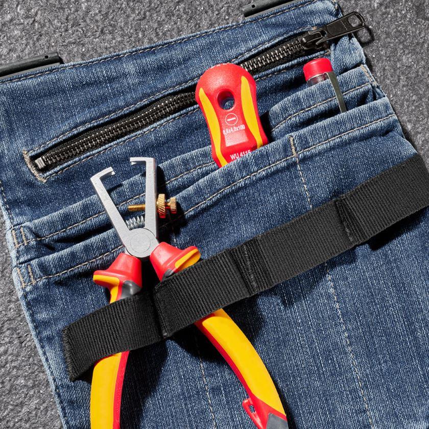 Accessories: Denim tool bags e.s.concrete + stonewashed 2