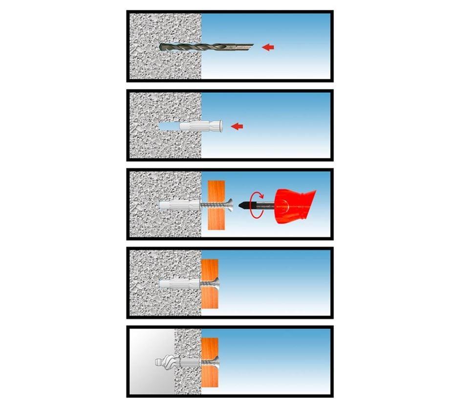 Dymling: Universalplugg UD