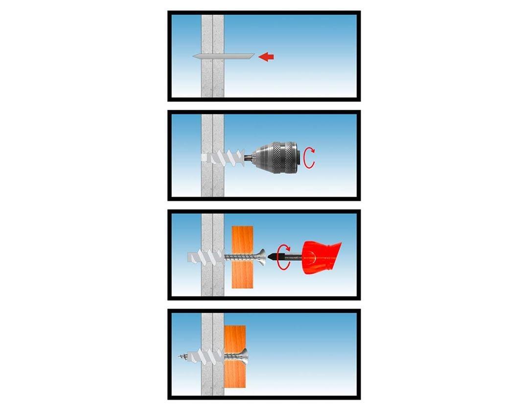 Dymling: Gipskartongplugg RG M