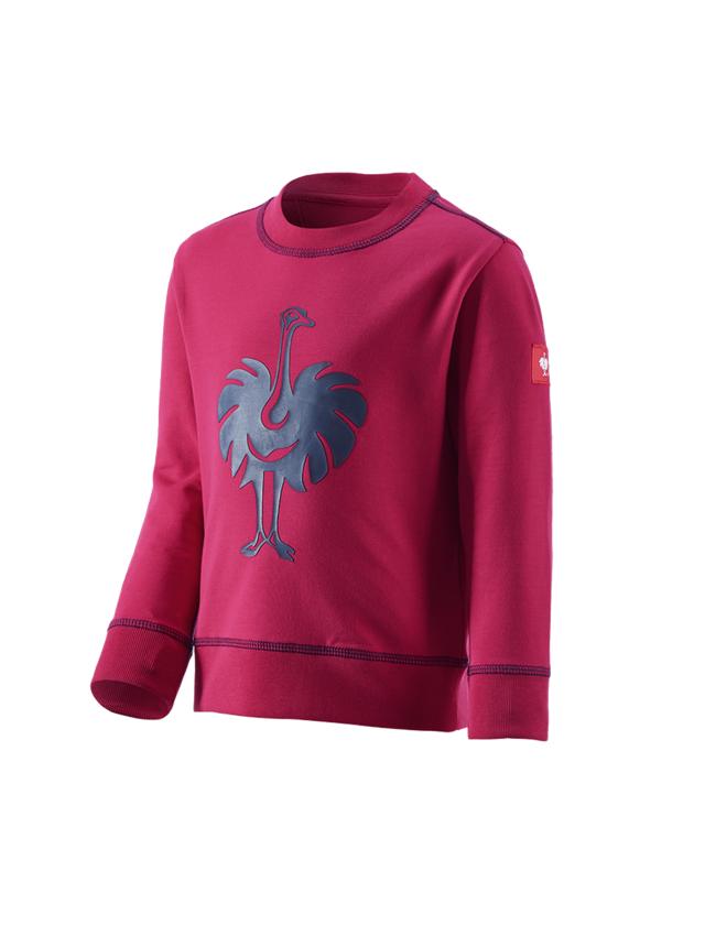Överdelar: sweatshirt e.s.motion 2020, barn + bär/mörkblå
