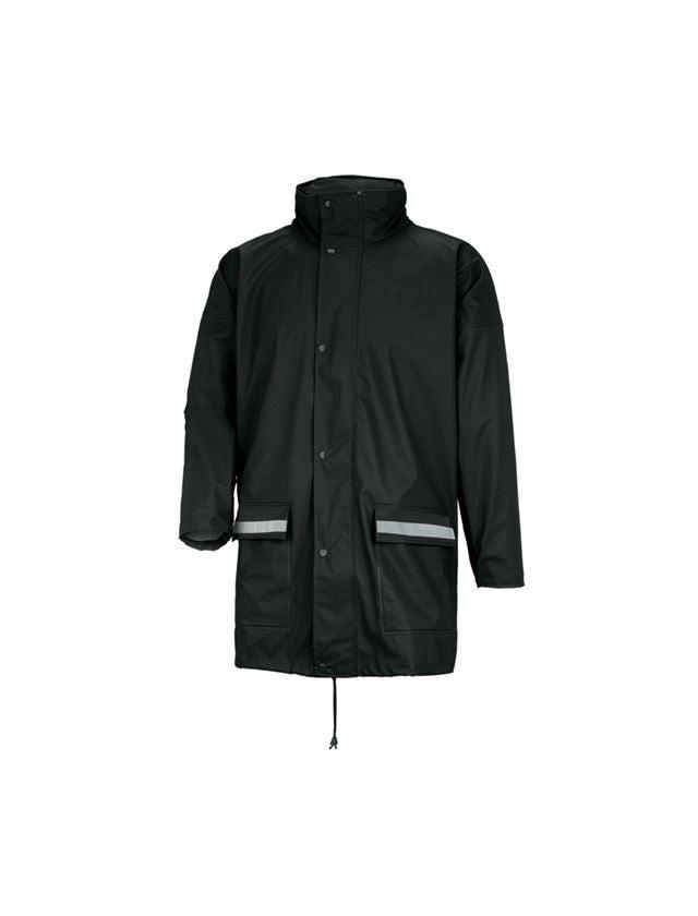 Work Jackets: Flexi-Stretch Jacket + black