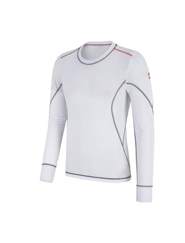 Underkläder    Underställ: e.s. långärmad topp bas-light + vit