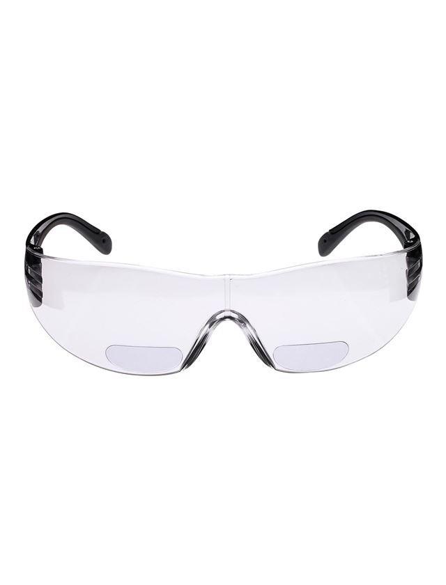 Skyddsglasögon: e.s. skyddsglasögon Iras, läsglasögonfunktion