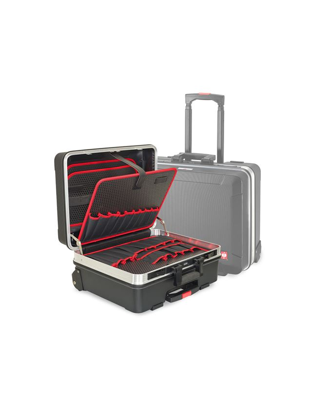Tool Cases: e.s. Tool trolley professional