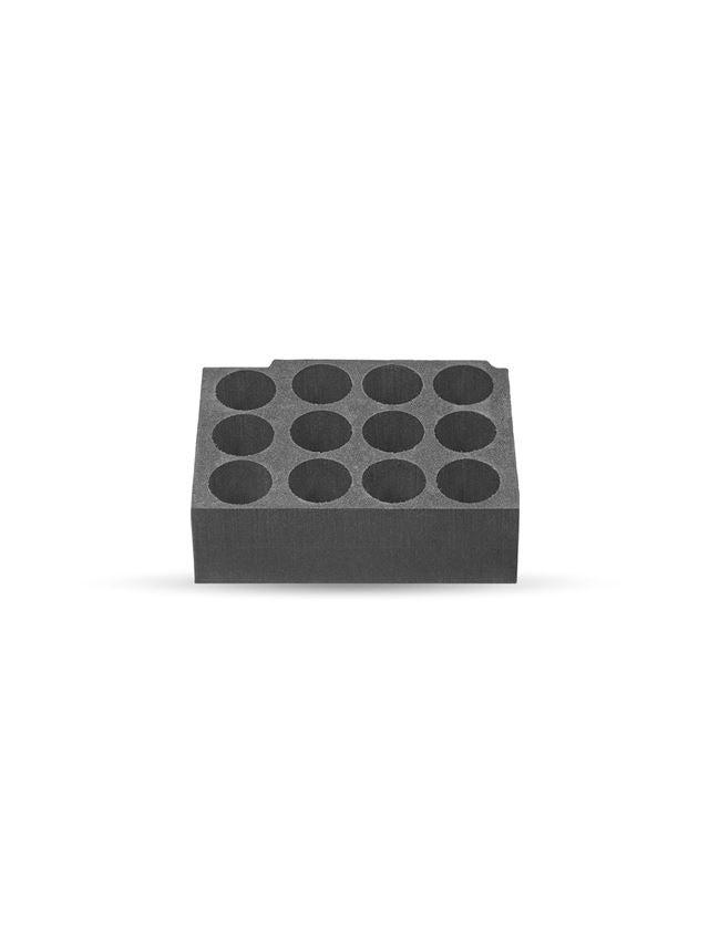 Verktygslådor: Patroninsats STRAUSSbox 340 midi