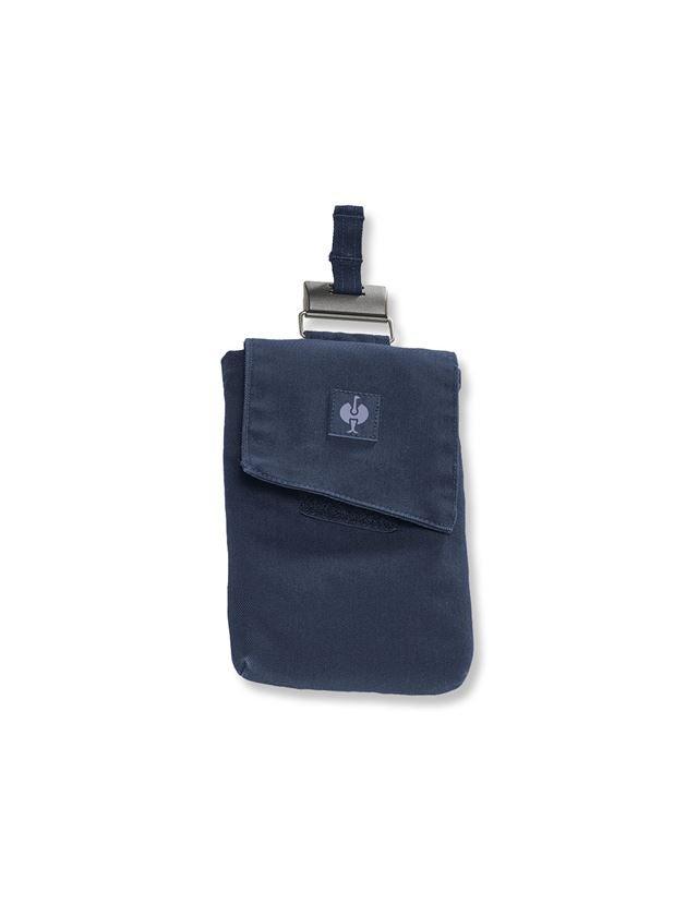 Accessoarer: Mobilficka e.s.motion ten + skifferblå