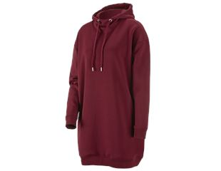 e.s. Oversize hoody sweatshirt poly cotton, ladies