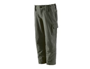 Funct.cargo trousers e.s.dynashield solid,child.