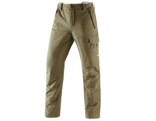 Forestry cut protection trousers e.s.cotton touch